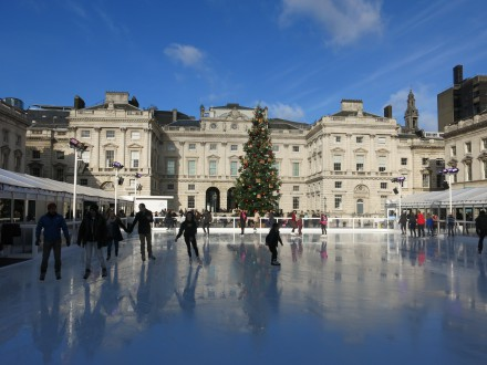 Somerset House ice skating - 1 (1)
