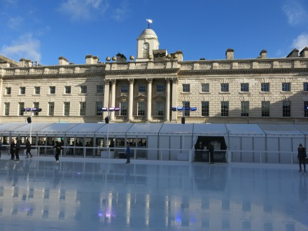 Somerset House ice skating - 1 (2)