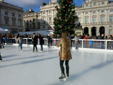 Somerset House ice skating - 1 (3)