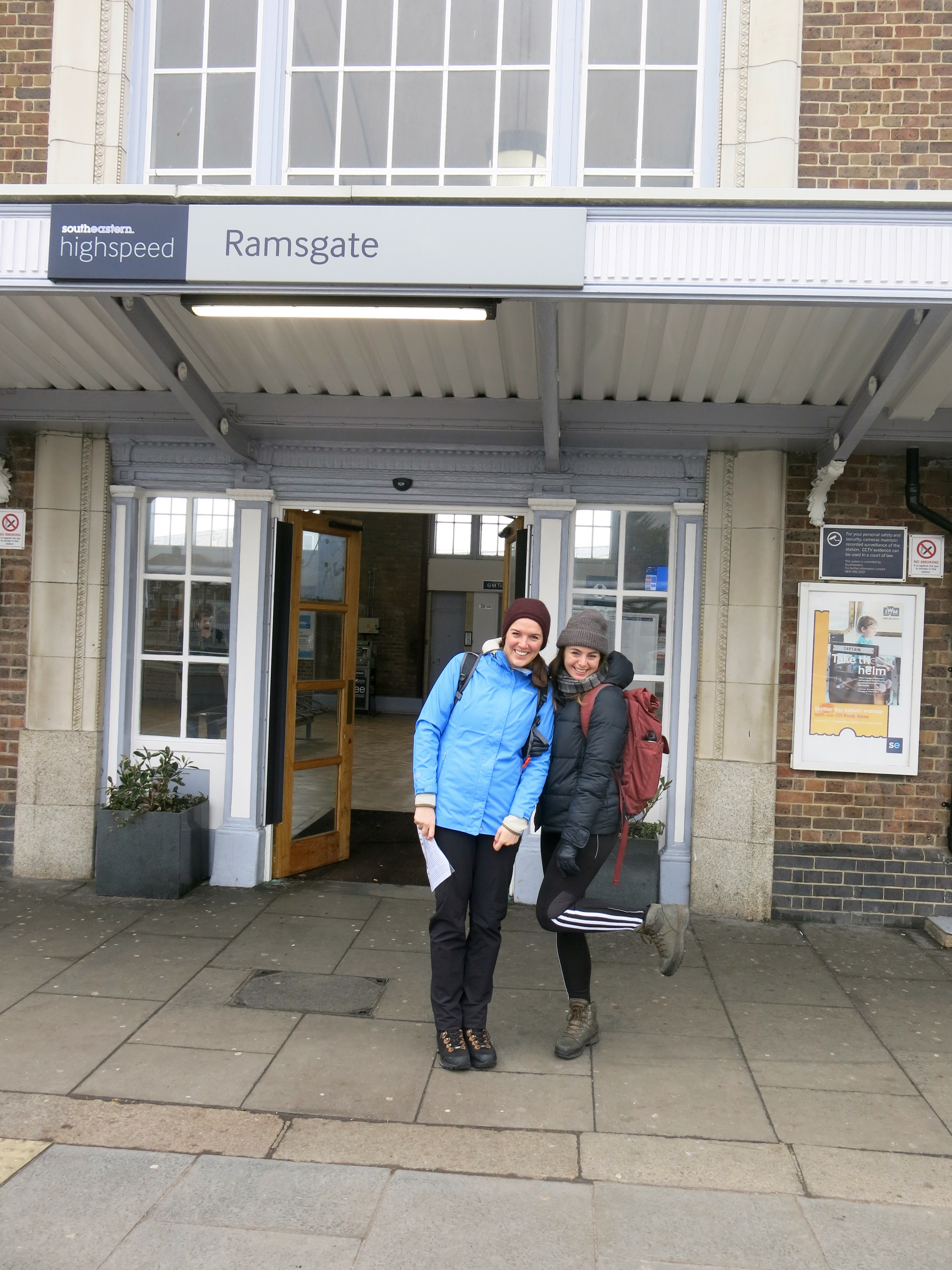 Ramsgate to Margate - 1