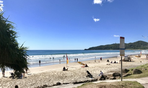Main Beach Byron