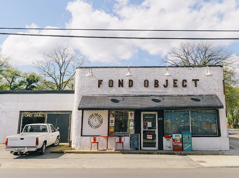Fond Object Records