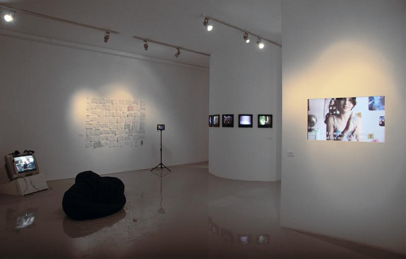 The Salon of the Museum of Contemporary Art