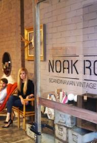 Noak Room, Scandinavian Vintage Furniture