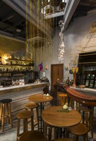 The Bamboo Bar